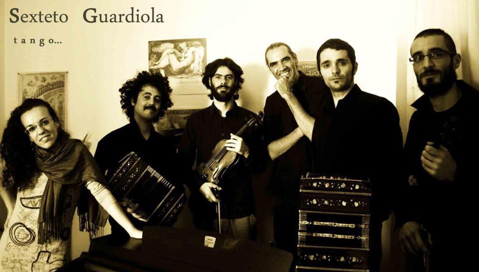 Tango music band
