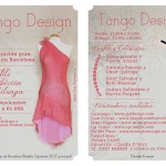 Tango design live in Barcelona
