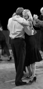 Tango in Buenos Aires on New Year's Eve