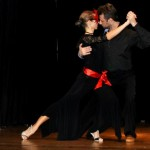 Tango in Barcelona – Through the night with UP-Tango