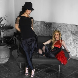 Tango clothing from Barcelona - UP-Tango elegance.